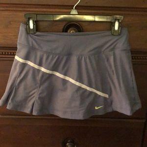 Nike tennis skirt as small